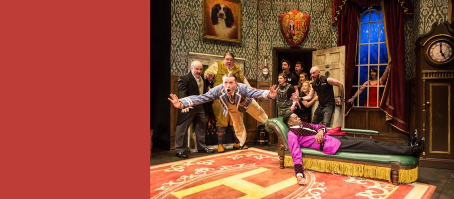 The Play That Goes Wrong, Duchess Theatre, Bristol