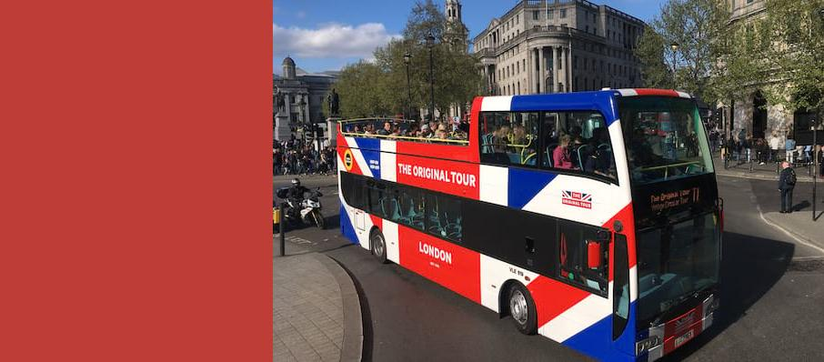 Original London Sightseeing Tour, The Original London Visitor Centre, Bristol