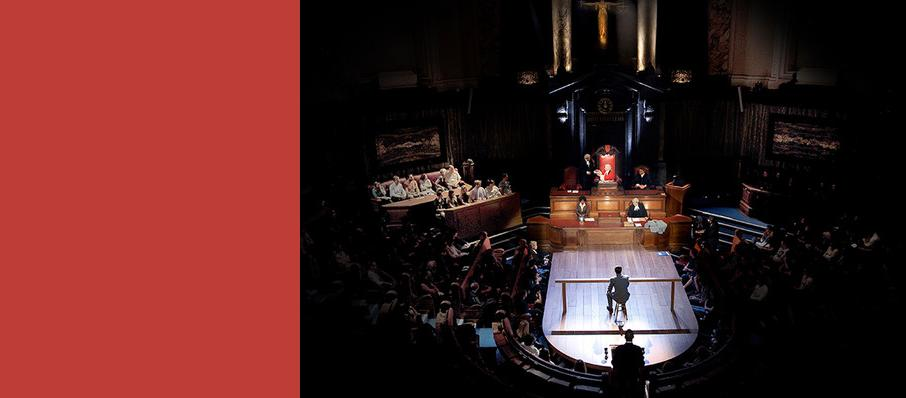 Witness for the Prosecution, London County Hall, Bristol