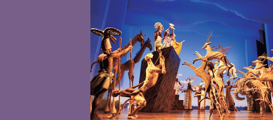 Lion King, Lyceum Theatre, Bristol