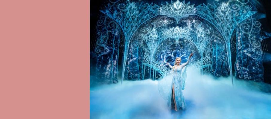 Disneys Frozen The Musical, Theatre Royal Drury Lane, Bristol