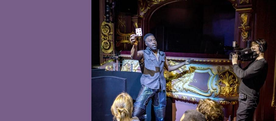 Magic Goes Wrong, Vaudeville Theatre, Bristol