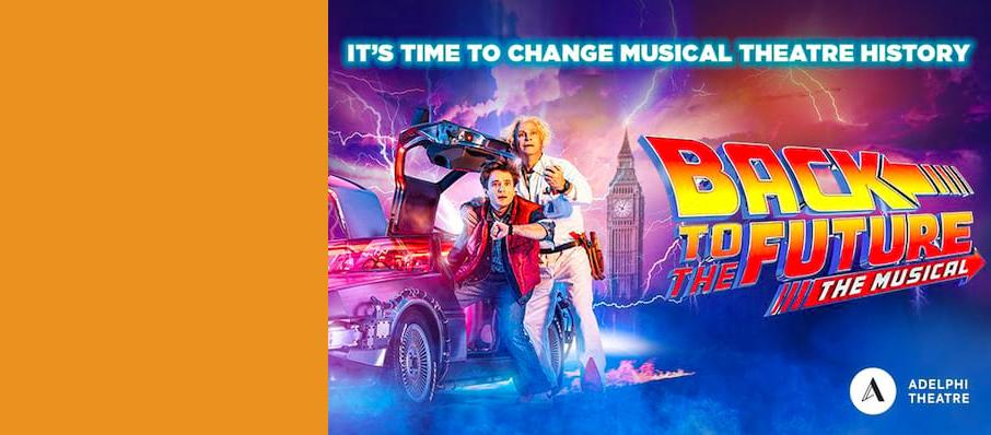 Back To The Future The Musical, Venue To Be Confirmed, Bristol