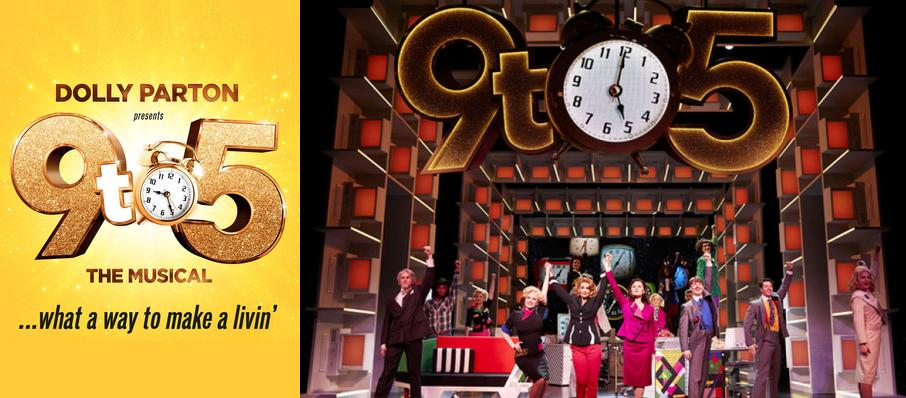 9 to 5 The Musical, New Wimbledon Theatre, Bristol