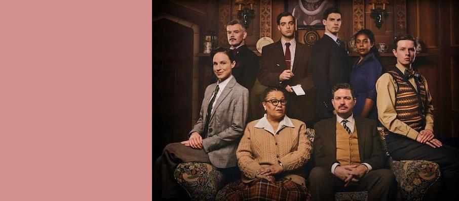 The Mousetrap, St Martins Theatre, Bristol