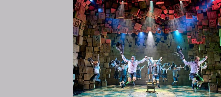 Matilda The Musical, Cambridge Theatre, Bristol